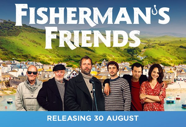 The Freak Accident That Almost Derailed The Movie Fisherman S Friends Ster Kinekor